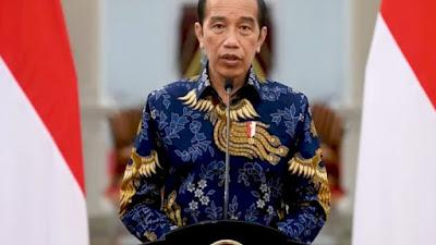 Resmi! Jokowi Putuskan Memberlakukan PPKM Darurat Mulai 3-20 Juli 2021