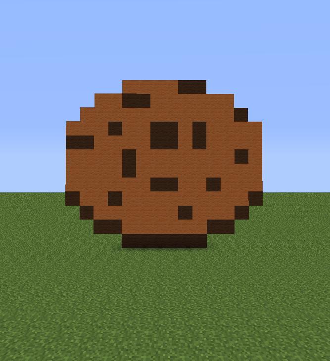 Minecraft Pixel Art Helper Minecraft Cookie