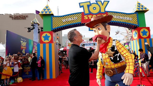 EE.UU.: Retiran de las jugueterías un nuevo personaje de Toy Story por potencial riesgo de asfixia para niños