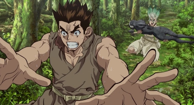Link Download Dr. Stone Episode 3 Sub Indonesia