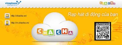 Dịch vụ ChaCha Vinaphone - Cổng âm nhạc Online