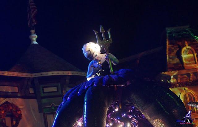 烏蘇拉, Ursula, 香港迪士尼樂園, Disney Halloween Time 2017, Hong Kong Disneyland, Maze of Madness: The Nightmare Experiment Continues, haunted house, 詭迷宮:詭夢實驗室新篇, Pinocchio, Monsters, Inc., Alice in Wonderland, Hercules