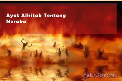 ayat alkitab tentang neraka