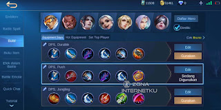 Bruno's recommendations for the craziest and newest build in the Mobile Legends game
