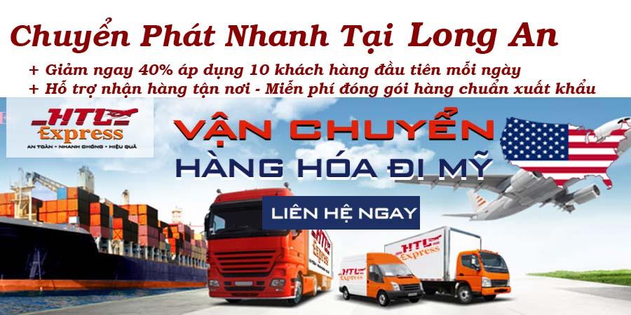 Chuyển phát nhanh DHL tại Long An