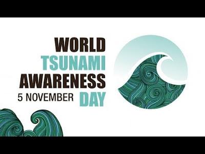 World tsunami day 2019 | world tsunami awareness day 2019