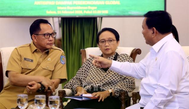 Bukan Luhut, Jokowi Harusnya Tunjuk Menteri Triumvirat Untuk Pimpin Penanganan Covid-19