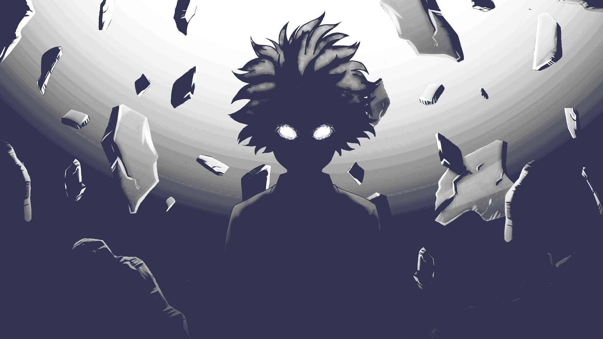mob psycho wallpaper