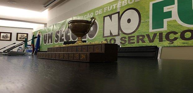 Taça AF Porto: Confira o sorteio da 3ª Eliminatória