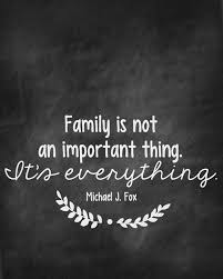 Quotes About Family you will too: family an important thing.