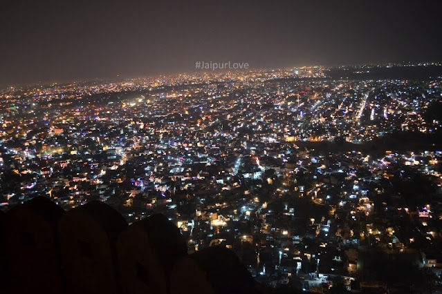 Nahargarh Fort Night Tour