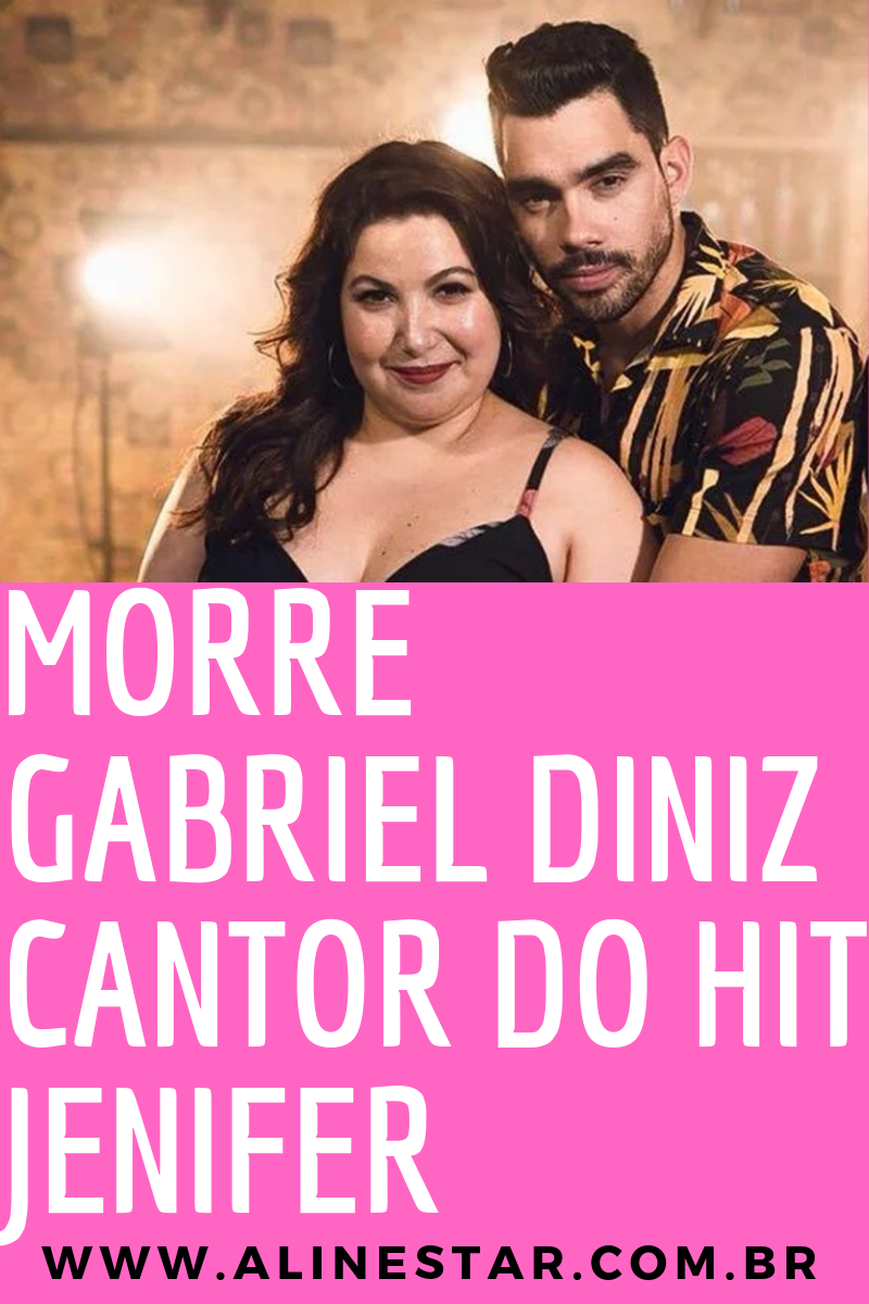 Morre Gabriel Diniz, cantor do hit Jenifer