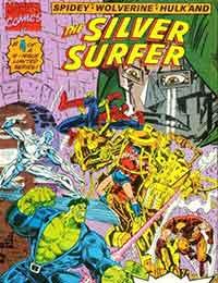 Silver Surfer: Lunacy in Latveria