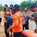 2 Hari Pencarian,Akhirnya Tim Gabungan Temukan Jenazah Korban anak Hanyut di Sungai Batang Lubuh Rohul