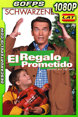El Regalo Prometido (1996) 1080p 60FPS BDRip Latino – Ingles