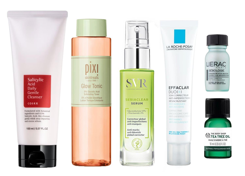 combater o acne adulto
