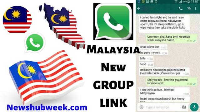 Join 900+ Malaysia Whatsapp group link