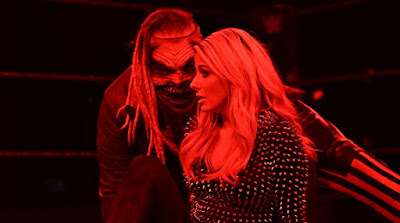 Alexa Bliss Fiend Bray Wyatt WWE Raw Draft