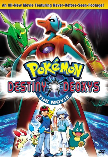 Pokemon 7: The Movie Advanced Generation - Rekkuu no Houmonsha Deoxys (2004)