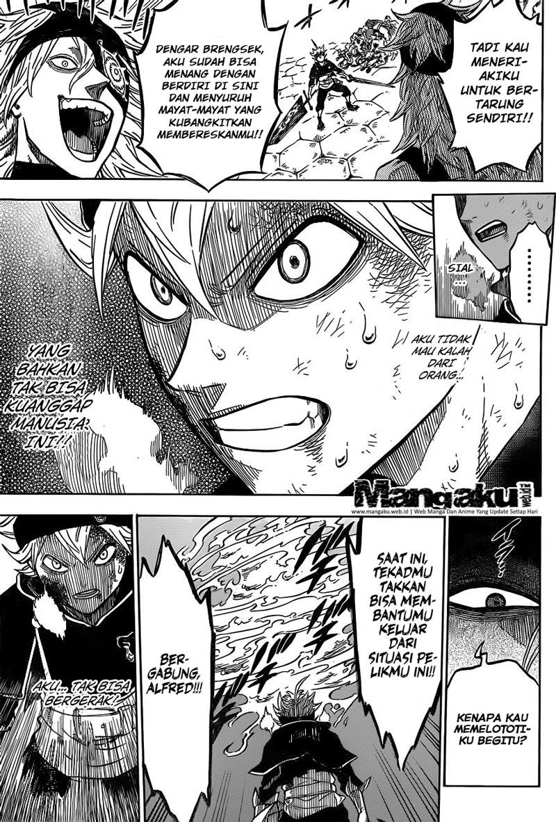 Manga Black Clover Chapter 30 Bahasa Indonesia