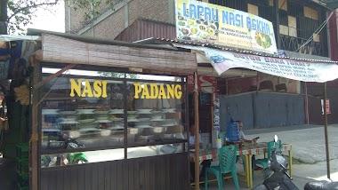 Lapau Nasi Azhka Jaya, Lapau Nasi Masakan Padang Di Dumai