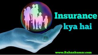 Insurance kya hai Aur Types of Insurance hindi jankari