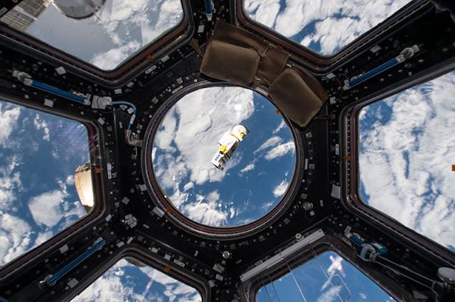 مناظر الأرض: رؤية الأرض من الفضاء من محطة الفضاء الدولية