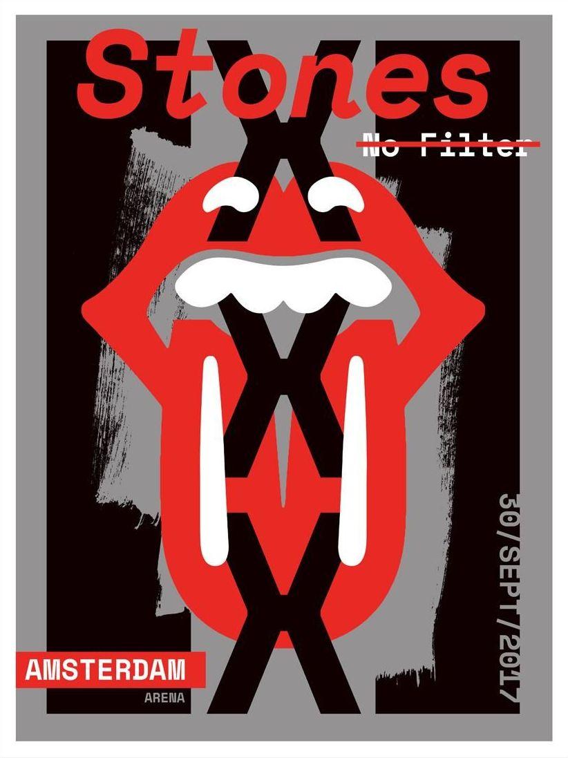 heavybootz: Rolling Stones - 2017-09-30 - Amsterdam ... Rolling Stones Nederland 2017