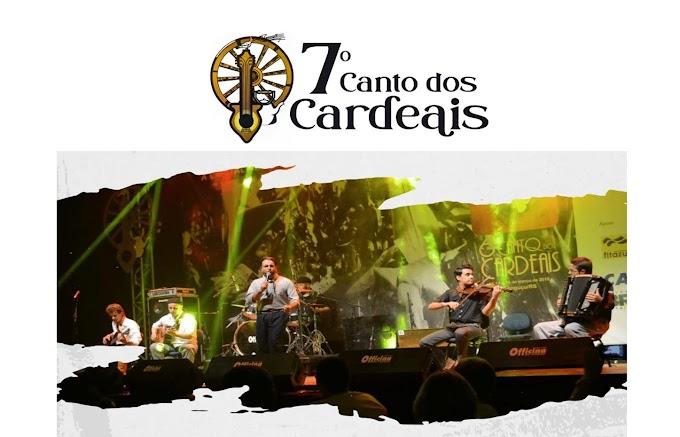 Inscrições para o 7º canto dos Cardeais vão até o dia 28 de outubro