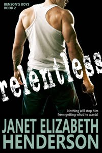 Relentless, Benson's Boys Book 2