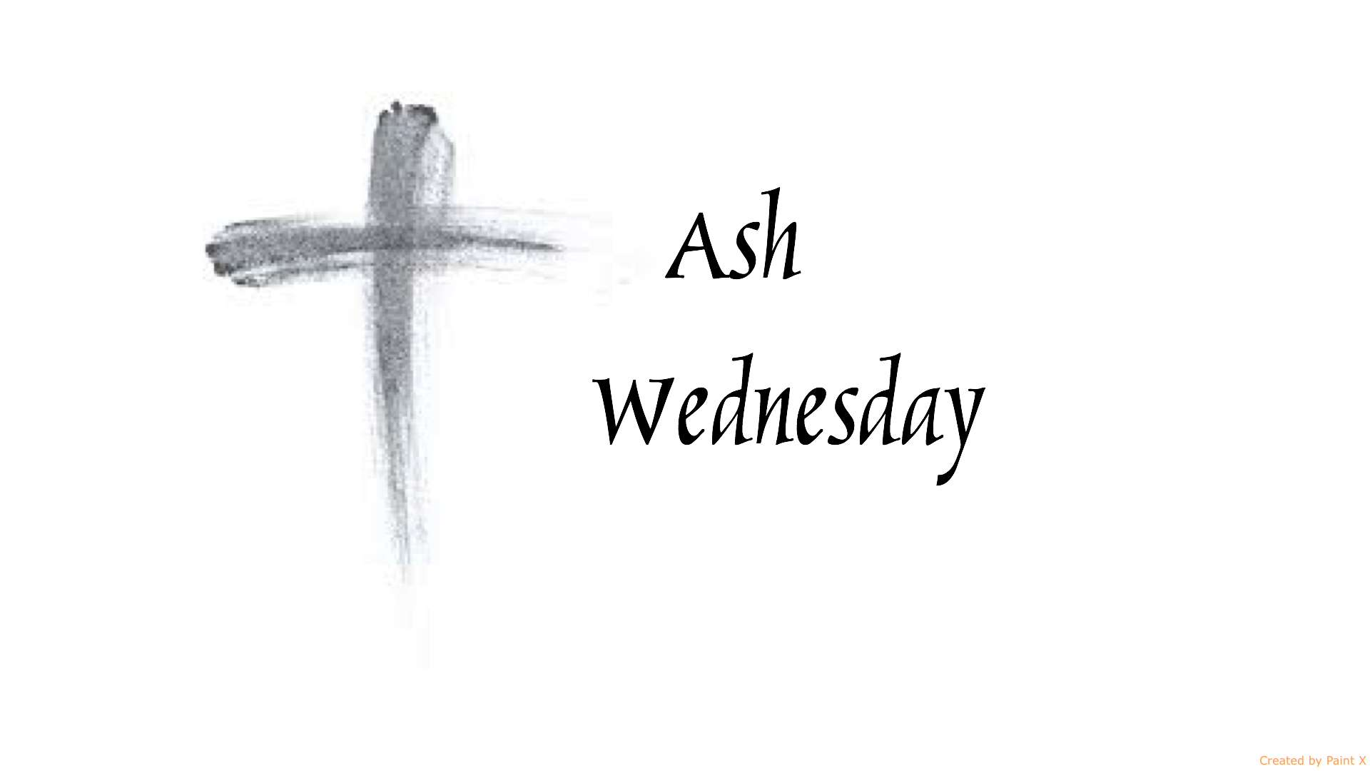 Ash Wednesday Wishes Awesome Images, Pictures, Photos, Wallpapers