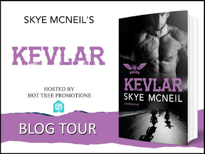 Kevlar Blog Tour
