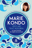 Isso me traz alegria, Marie Kondo