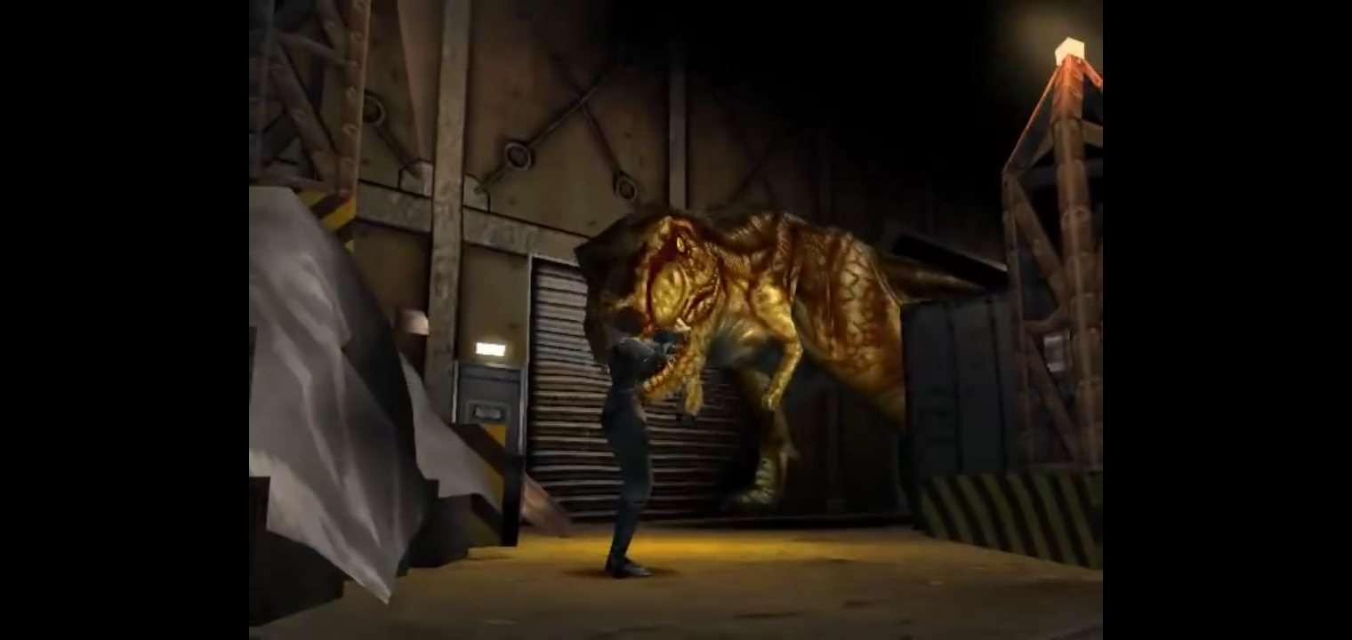 Dino Crisis (PSX/PS1) ISO Download High Compress | Seinfo11