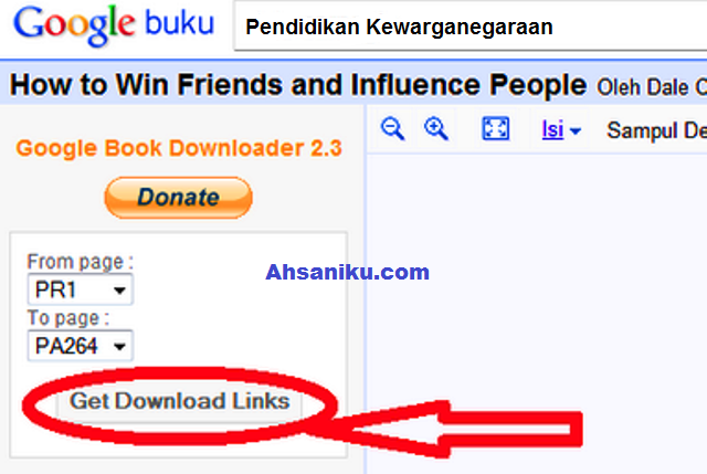 Get Download Links