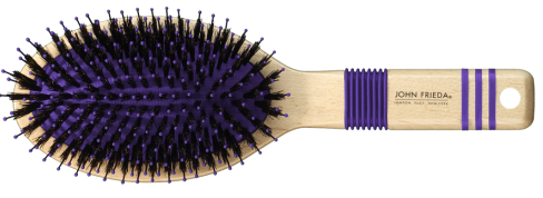 Mixture Boar and Nylon Brush