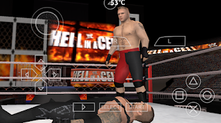 WWE SmackDown Vs Raw 2k14 psp iso download