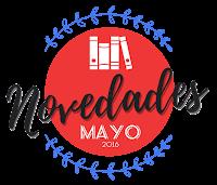 Novedades Editoriales Mayo 2016