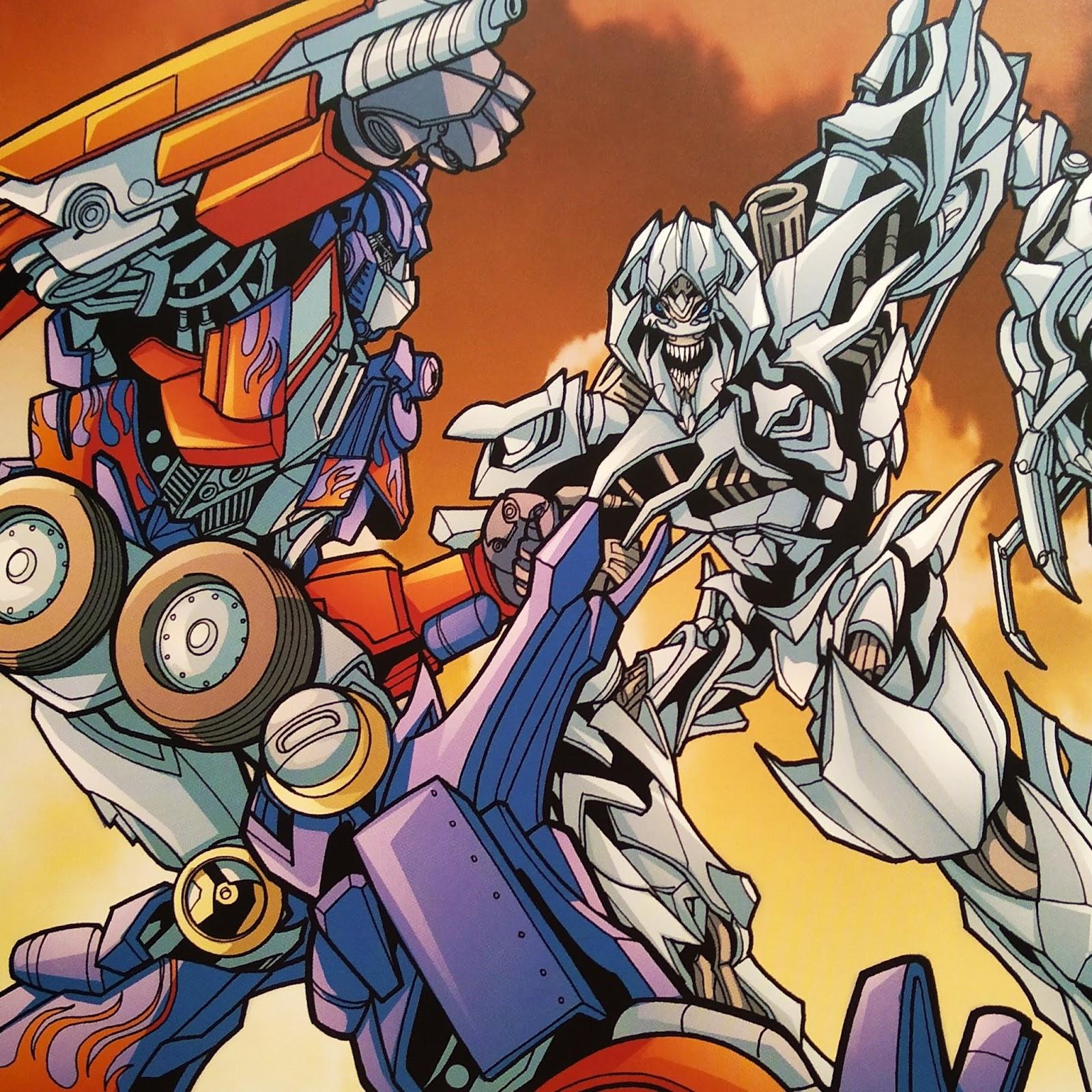 Libros Del Entresuelo Optimus Prime Contra Megatrón