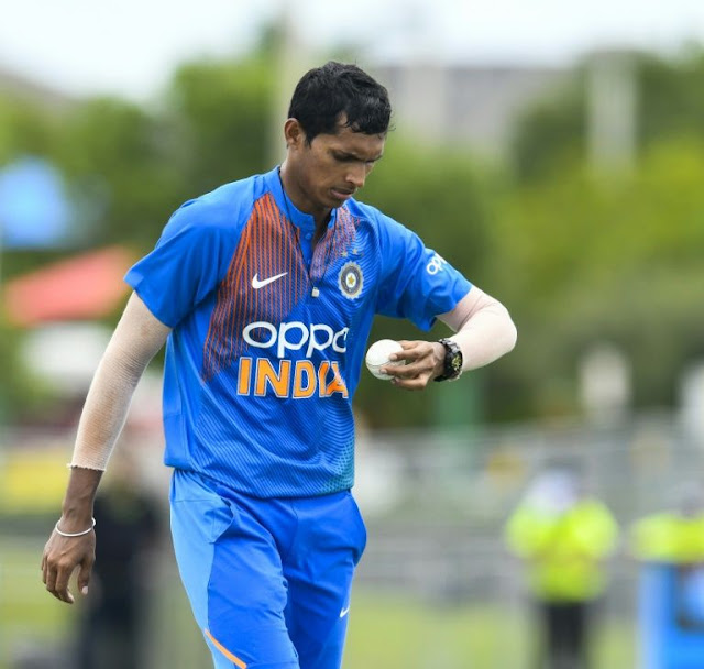 Navdeep Saini can become more dangerous than these 5 bowlers in future