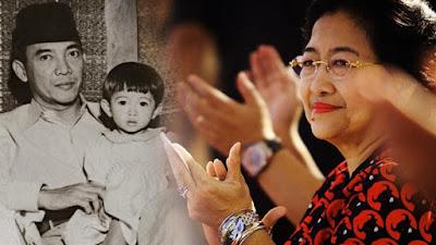 Tutup Pintu Bagi Penerus Megawati di Luar Trah Soekarno