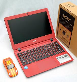 Jual Laptop Ecer ES1-132 Bekas
