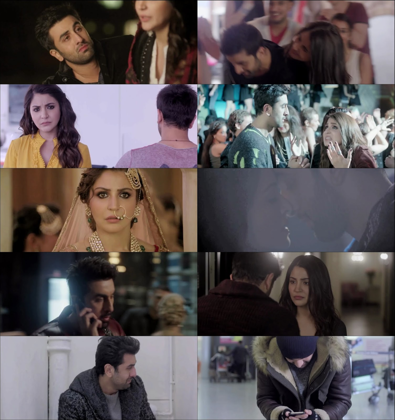 Ae Dil Hai Mushkil Movie Screenshot