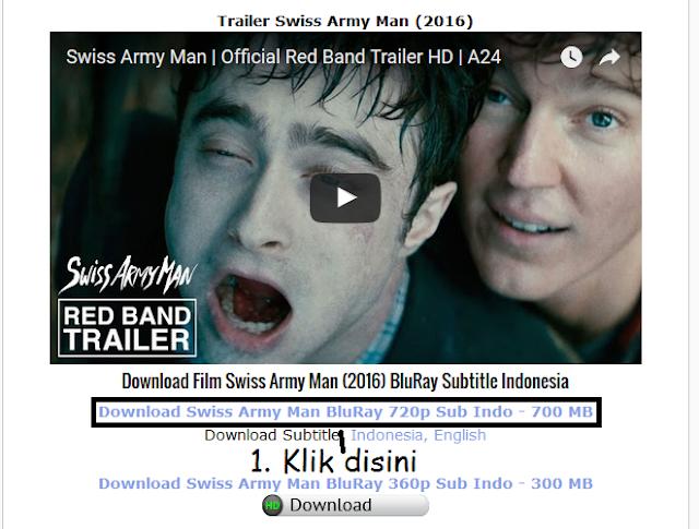 Cara Download Film di Ganool.downloadmaniak.com