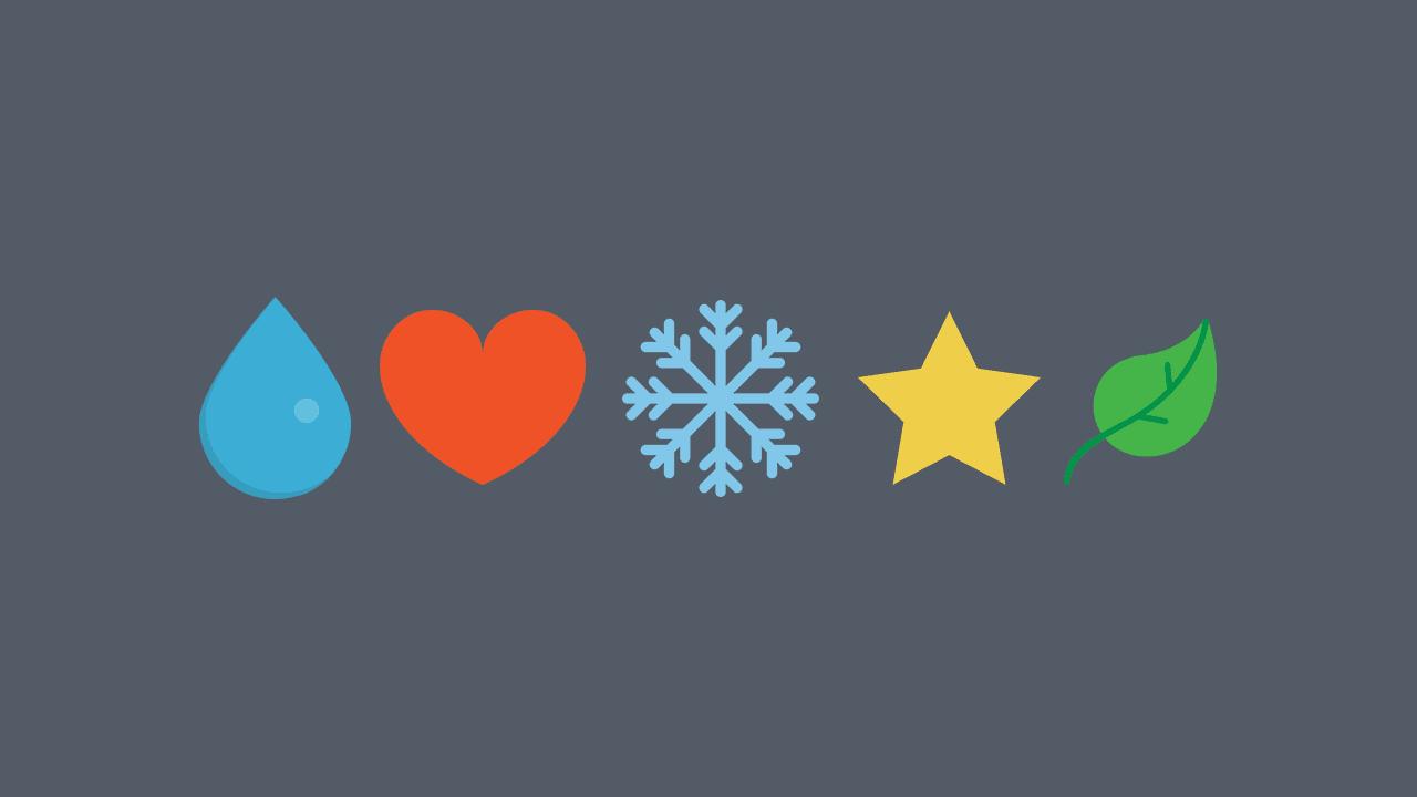 Cara Membuat Efek Hujan Salju Daun Bintang Love di Blogger