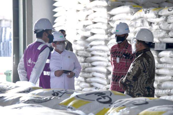 Rezim Impor Pangan karena UU Cipta Kerja Jokowi