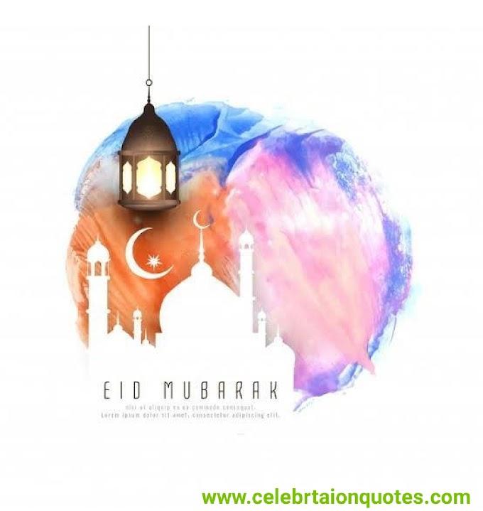 Eid ul-Fitr 2021 On Celebrationquotes.com