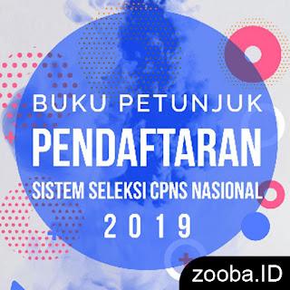 Cara Mendaftar CPNS 2019