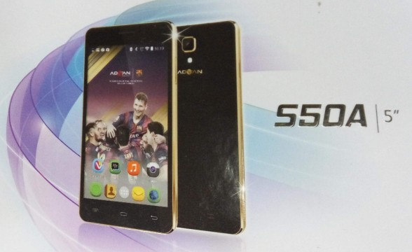 Download Firmware Advan S50A
