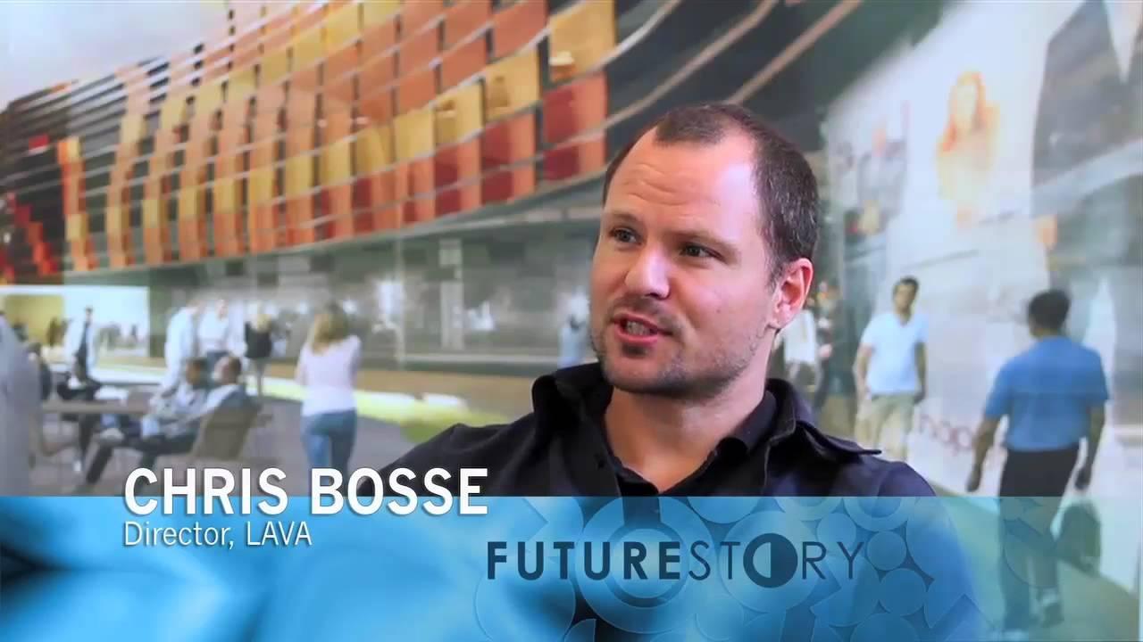 Ông Chris Bosse - Giám đốc điều hành LAVA châu Á Thái Bình Dương.